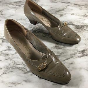Vintage Salvatore Ferragamo Boutique Heels